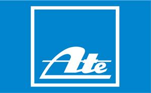 ATE Front Disc Brake Rotor 203421051264