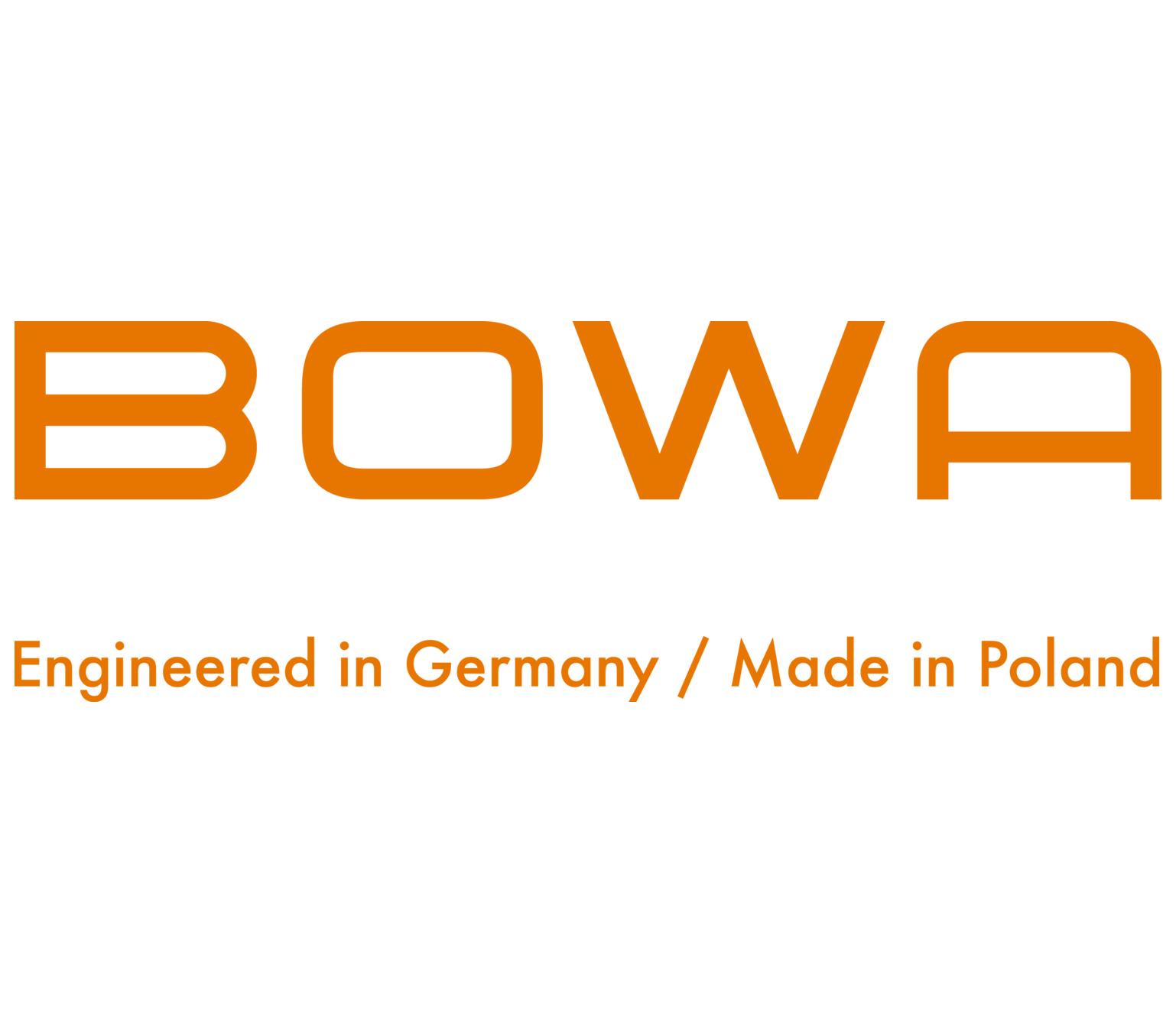 BOWA Front Left Disc Brake Pad Wear Sensor 34356791958