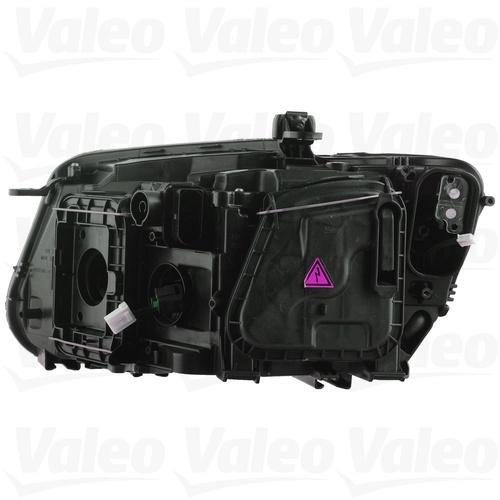 Valeo Right Headlight Assembly 8R0941044E 44872