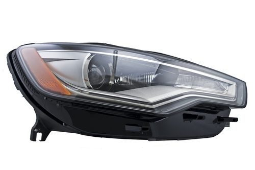 Hella Front Right Headlight Assembly 4G0941044E 011150401