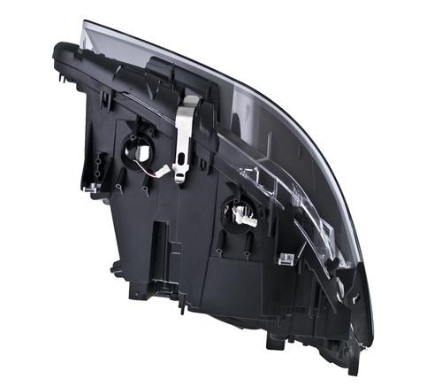 Hella Front Left Headlight Assembly 63117271903 010131651