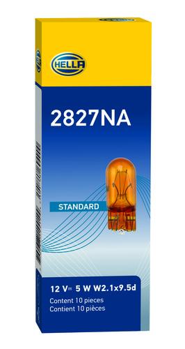 Hella Courtesy Light Bulb LB-2827NA 2827NA