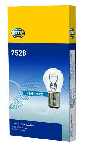 Hella Inner Brake Light Bulb LB-7528 7528