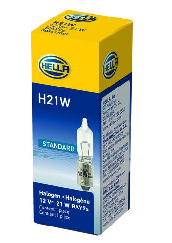 Hella Back Up Light Bulb LB-H21W H21W