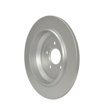 Hella Pagid Rear Disc Brake Rotor 1644231212 355113212