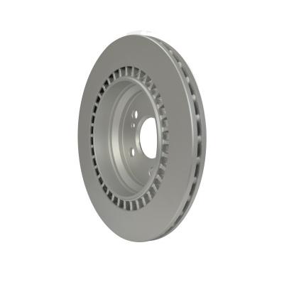 Hella Pagid Rear Disc Brake Rotor 221423101207 355113992