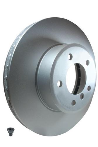 Hella Pagid Front Disc Brake Rotor 34116864906 355109922