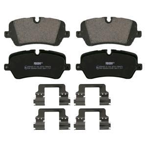 Ferodo Rear Disc Brake Pad Set LR079910