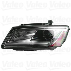 Valeo Left Headlight Assembly 8R0941043E