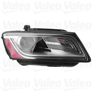 Valeo Right Headlight Assembly 8R0941044E