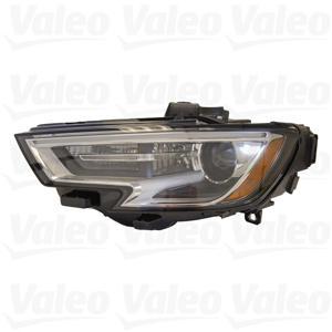 Valeo Front Left Headlight Assembly 8V0941043G