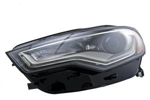 Hella Front Left Headlight Assembly 4G0941043E