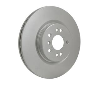 Hella Pagid Front Disc Brake Rotor 1644211312