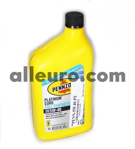 Aftermarket Engine Oil PENN-5W40-PE 550040834