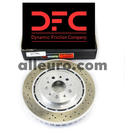 Dynamic Friction Front Disc Brake Rotor 624-79004 624-79004