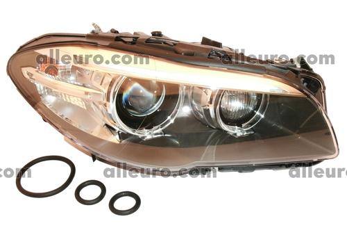 Hella Front Right Headlight Assembly 63117343906 011087961