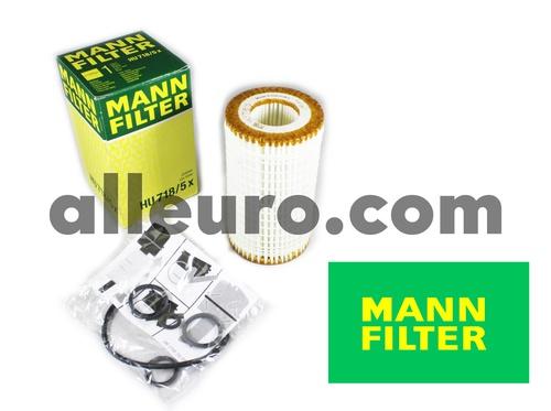 MANN FILTER Engine Oil Filter 0001802609 HU 718/5 X