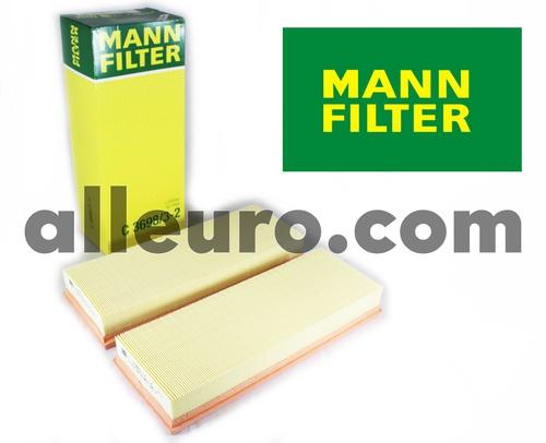 MANN FILTER Air Filter 2730940404 C 3698/3-2