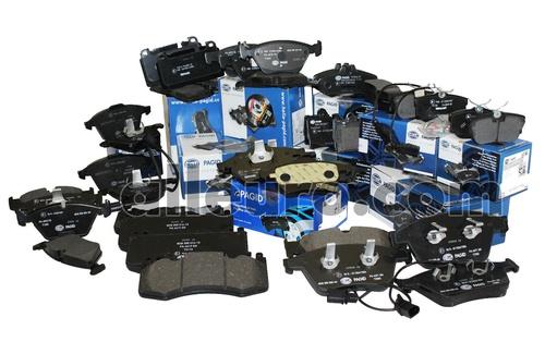 Hella Pagid Front Disc Brake Pad Set 34116852253 355012541
