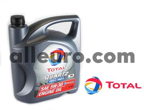 Total Oil 5 Quart Jug 184953 184953