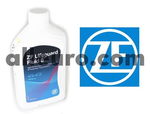 ZF Automatic Transmission Fluid G060162A2 S671 090 312