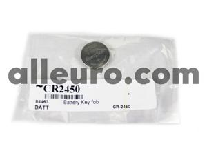 Battery Keyless Entry Remote Battery CR2450 - Key Remote Fob Battery CR2450