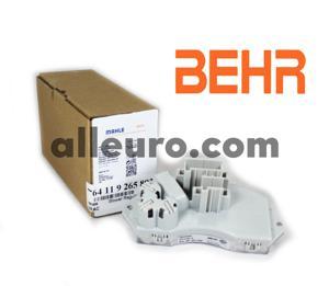 Behr Hella Service HVAC Blower Motor Regulator 64119265892