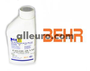 Behr Hella Service A/C Compressor Oil Additive PAO-OIL-68-AA05 - A/C COMPRESSOR Oil 68 viscocity