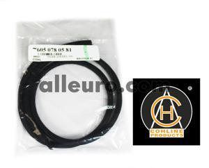 COHLINE Fuel Hose 6050780581 - 1 meter FUEL HOSE DIESEL 3.2mm id between injectors