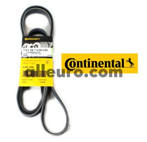 Continental ContiTech Alternator, Power Steering and Air Conditioning Serpentine Belt 11287628650