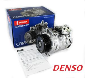 Denso A/C Compressor and Clutch 0012303211