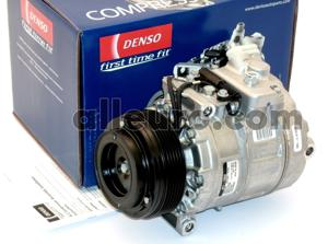 Denso A/C Compressor and Clutch 64526910461