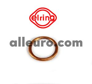 ElringKlinger Copper Washer 007603-014302 - WASHER,COPPER 14mm x 18mm