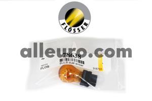 Flosser Light Bulb 78638 - BULB AMBER FLAT BASE  7w/27w