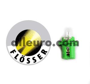 Flosser Light Bulb 893919040A - INSTRUMENT LIGHT BULB GREEN 2722MF