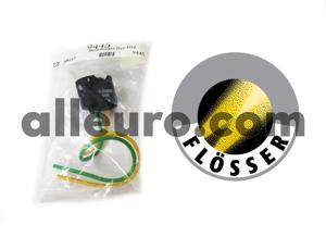 Flosser Light Bulb Socket 9445 - Bulb Socket H10/2