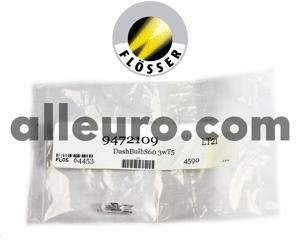 Flosser Light Bulb 9472109 - Dash Bulb S60 3wT5