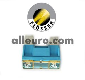 Flosser Fuse N-102-519-02 - MAXI FUSE 60 amp