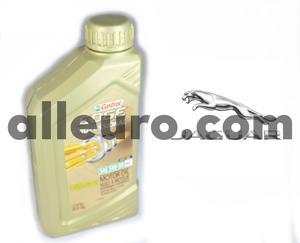 Genuine Jaguar Engine Oil 06189 - Castrol 5w-30