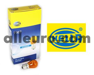 Hella Front Turn Signal Light Bulb 0015449194 - BULB 7507 21W BA