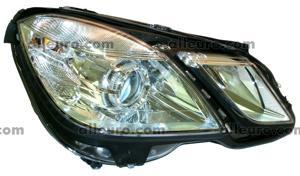Hella Front Right Headlight Assembly 2128209661