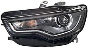 Hella Front Right Headlight Assembly 4G0941044E