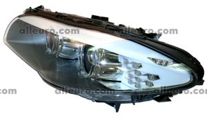 Hella Front Left Headlight Assembly 63117271903