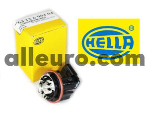 Hella Headlight Socket 63126904048 - Angel Eye Bulb