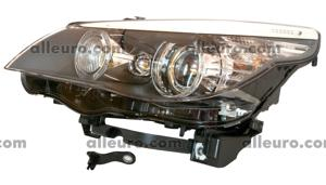 Hella Left Headlight 63127045695