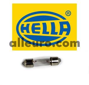 Hella Light Bulb 78200 - BULB  12V 3W SV7