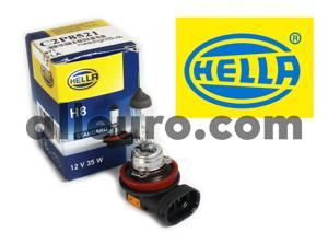 Hella Low Beam Headlight Bulb C2P8521 - Headlight Bulb 35W