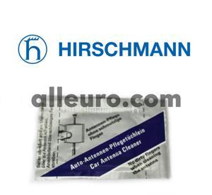 HIRSCHMANN Chemical / Additive ANTENNA-CLEANER - HIRSCHMANN GREASED CLEANING TISSUE antenna cleaner lube