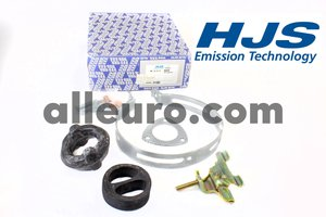 HJS Emission Technology Exhaust Kit 18219318845 - EXHAUST kit 318 84-5  BMW