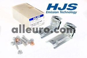 HJS Emission Technology Exhaust Kit 18219323968 - EXHAUST KIT 323i E36 98-99  BMW